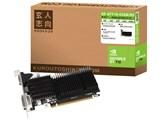 GF-GT710-E2GB/HS [PCIExp 2GB] 製品画像