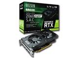 ELSA GeForce RTX 2060 Super S.A.C GD2060-8GERSS [PCIExp 8GB]