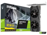 ZOTAC GAMING GeForce GTX 1650 Low Profile ZT-T16500H-10L [PCIExp 4GB]