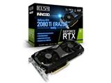 ELSA GeForce RTX 2080 Ti ERAZOR GAMING GD2080-11GERTES2 [PCIExp 11GB]