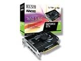 ELSA GeForce GTX 1650 S.A.C GD1650-4GERS [PCIExp 4GB]