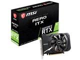 GeForce RTX 2060 SUPER AERO ITX [PCIExp 8GB] 製品画像