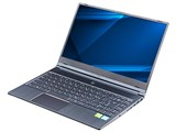 GALLERIA GWL250YF Core i5 8265U/14.1インチ/MX250/メモリ8GB/NVMe SSD 256GB K/08833-10a 製品画像