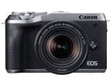 EOS M6 Mark II EF-M18-150 IS STM レンズキット [シルバー] 製品画像