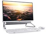 Inspiron 24 5000 フレームレスデスクトップ プレミアム Core i5 10210U・8GBメモリ・256GB SSD+1TB HDD・MX110搭載・Office Personal 2019付・Pafiliaスタンドモデル 製品画像