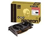 RD-RX5700XT-E8GB/DF [PCIExp 8GB] 製品画像