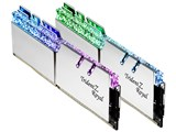 F4-3600C18D-32GTRS [DDR4 PC4-28800 16GB 2枚組] 製品画像