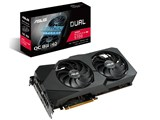 DUAL-RX5700-O8G-EVO [PCIExp 8GB] 製品画像