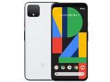 Google Pixel 4 128GB SIMフリー [Clearly White] 製品画像