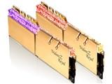 F4-3600C18D-32GTRG [DDR4 PC4-28800 16GB 2枚組] 製品画像