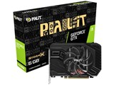 NE6166S018J9-161F (GeForce GTX1660 SUPER StormX) [PCIExp 6GB] ドスパラWeb限定モデル 製品画像
