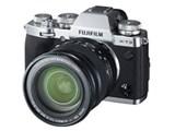 FUJIFILM X-T3 XF16-80mmレンズキット [シルバー]