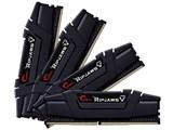 F4-3200C16Q-128GVK [DDR4 PC4-25600 32GB 4枚組] 製品画像