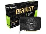 NE6165S018G1-166F (GeForce GTX 1650 SUPER StormX 4GB) [PCIExp 4GB] ドスパラWeb限定モデル 製品画像