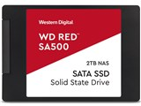 WD Red SA500 NAS SATA WDS200T1R0A 製品画像