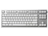 REALFORCE TKL for Mac R2TL-USVM-WH [スーパーホワイト+シルバー]