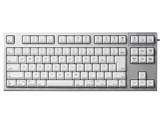REALFORCE TKL for Mac R2TL-JPVM-WH [スーパーホワイト+シルバー]
