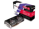 SAPPHIRE PULSE RADEON RX 5500 XT 4G GDDR6 HDMI/TRIPLE DP OC W/BP (UEFI) [PCIExp 4GB] 製品画像