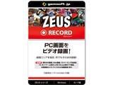 ZEUS RECORD カード版 製品画像