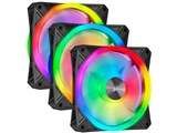 iCUE QL120 RGB Triple Fan Kit with Lighting Node CORE CO-9050098-WW