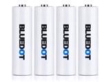 USB充電式リチウムイオン電池 単3形 4本パック BMB-MR3 製品画像
