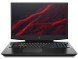 OMEN by HP 17-cb0065TX パフォーマンスモデル 240Hz