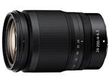 NIKKOR Z 24-200mm f/4-6.3 VR 製品画像