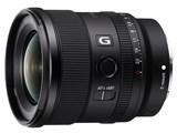 FE 20mm F1.8 G SEL20F18G 製品画像