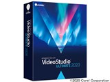 VideoStudio Ultimate 2020 製品画像