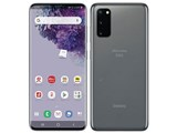 Galaxy S20 5G SC-51A docomo [コスミック グレー] 製品画像