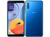 Galaxy A7 楽天モバイル [ブルー] 製品画像