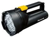 乾電池エボルタNEO付き ワイドパワーLED強力ライト BF-BS05N-K [黒]