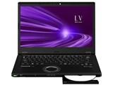 Let's note LV9 CF-LV9KDNQR 製品画像