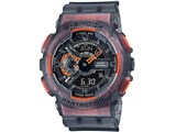 G-SHOCK Color Skeleton Series GA-110LS-1AJF 製品画像
