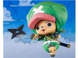 フィギュアーツZERO トニートニー・チョッパー(チョパえもん) 製品画像