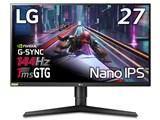 27GL850-B [27インチ Black] Amazon限定モデル 製品画像