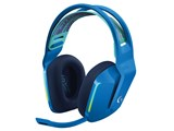 G733 LIGHTSPEED Wireless RGB Gaming Headset G733-BL [ブルー] 製品画像