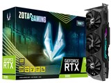 ZOTAC GAMING GeForce RTX 3080 Trinity ZT-A30800D-10P [PCIExp 10GB] 製品画像