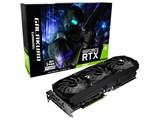 GALAKURO GAMING GG-RTX3080-E10GB/TP [PCIExp 10GB] 製品画像