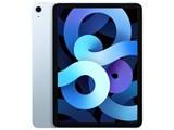 iPad Air 10.9インチ 第4世代 Wi-Fi 256GB 2020年秋モデル MYFY2J/A [スカイブルー] 製品画像