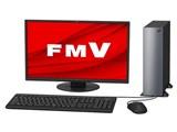 FMV ESPRIMO DHシリーズ WD2/E2 KC_WD2E2_A031 Core i7・メモリ8GB・HDD 1TB・21.5型液晶・Office搭載モデル [ダークシルバー]