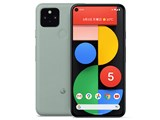 Google Pixel 5 au [Sorta Sage] 製品画像