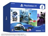 PlayStation VR Variety Pack CUHJ-16013