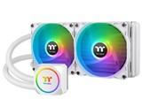 TH240 ARGB Sync Snow Edition CL-W301-PL12SW-A [ホワイト] 製品画像