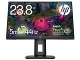 HP X24ih ゲーミングディスプレイ 価格.com限定モデル [23.8インチ 黒] 製品画像