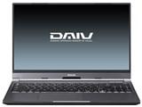 DAIV 5N Core i7 10870H/RTX 2060/16GBメモリ/512GB NVMe SSD/15.6型フルHD液晶搭載モデル 製品画像