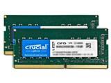 CFD Selection W4N2666CM-8GR [SODIMM DDR4 PC4-21300 8GB 2枚組] 製品画像
