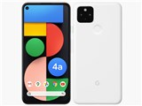 Google Pixel 4a (5G) SoftBank [Clearly White] 製品画像