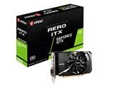 GeForce GTX 1650 D6 AERO ITX J OC [PCIExp 4GB] 製品画像