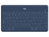 KEYS-TO-GO Ultra-portable Keyboard iK1042CB [クラシックブルー]